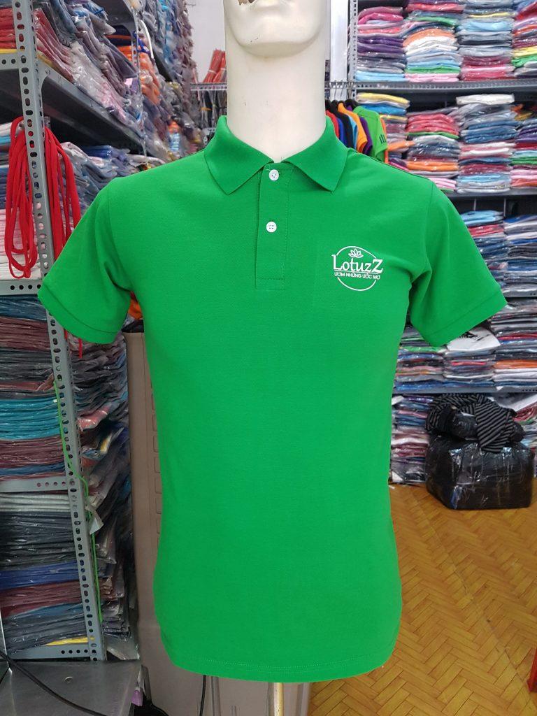 áo thun đồng phục công ty Lotuzz