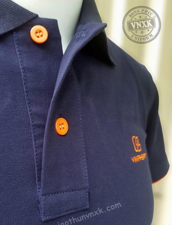 Áo thun đồng phục công ty Vinabat