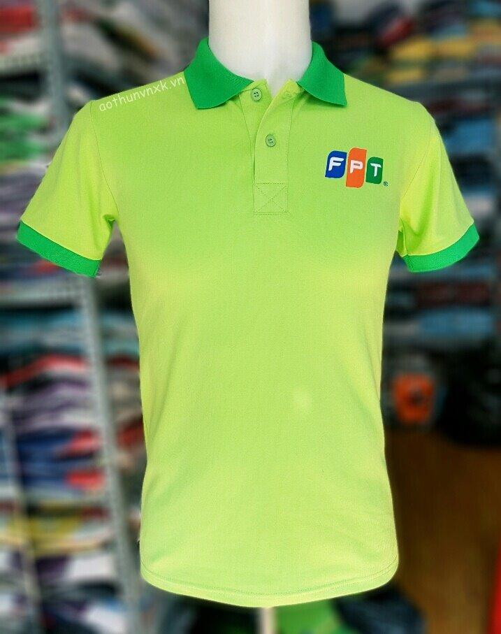 áo thun đồng phục công ty FPT
