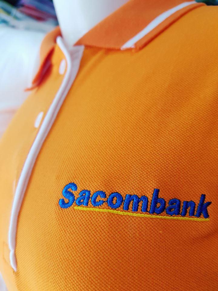 Đối tác lớn của Đồng Phục VNXK - Ngân hàng Sacombank