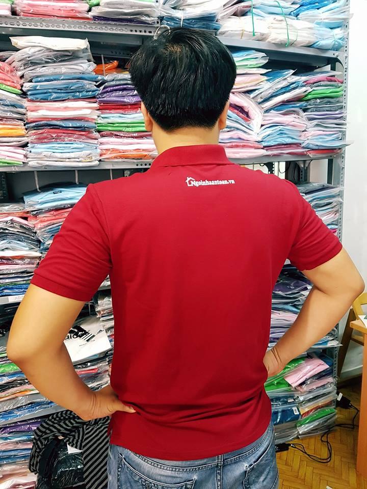 áo thun đồng phục công ty AWAR