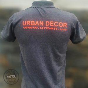 Áo thun đồng phục công ty Uban Decor