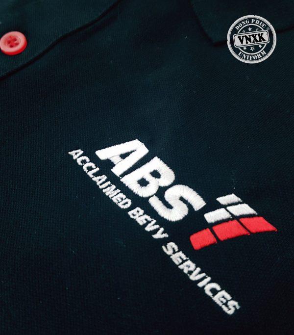 Áo thun đồng phục công ty ABS