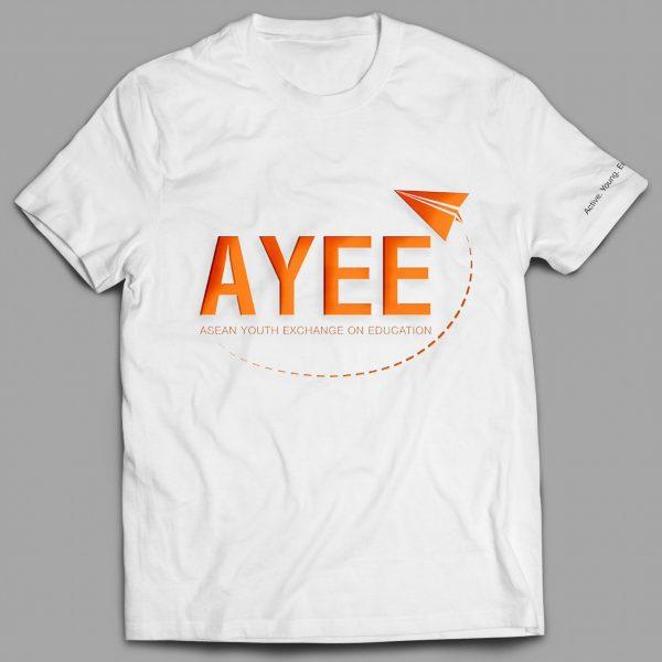 Áo thun đồng phục AYEE