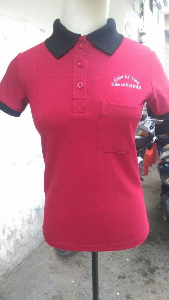 áo thun đồng phục Giáo xứ Đại Điền