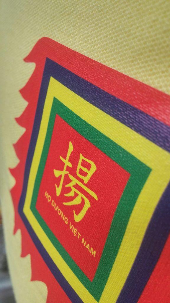 áo thun đồng phục Đội xung kích họ Dương