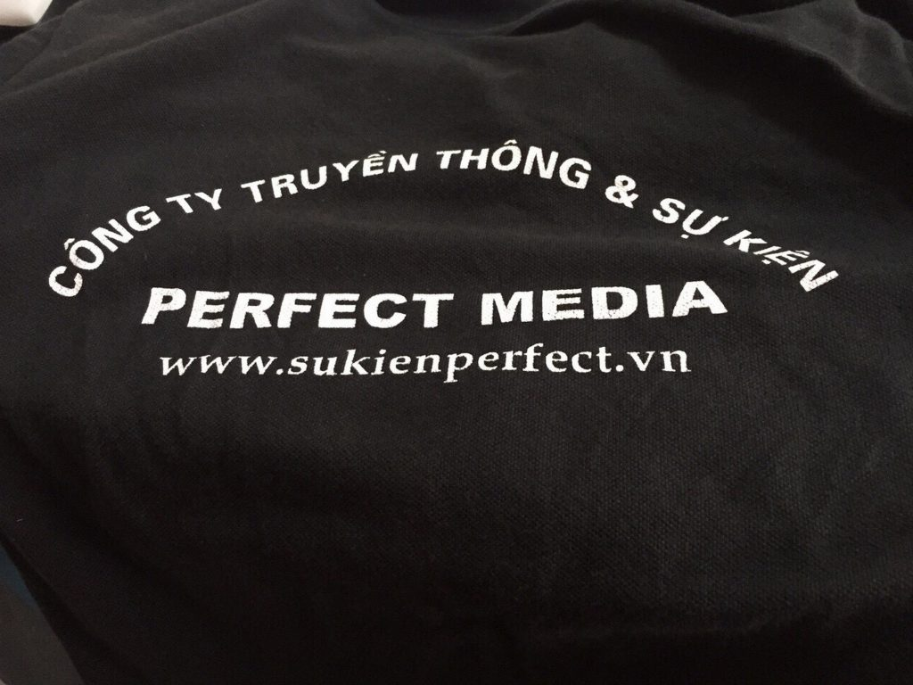 áo thun đồng phục Perfect Media