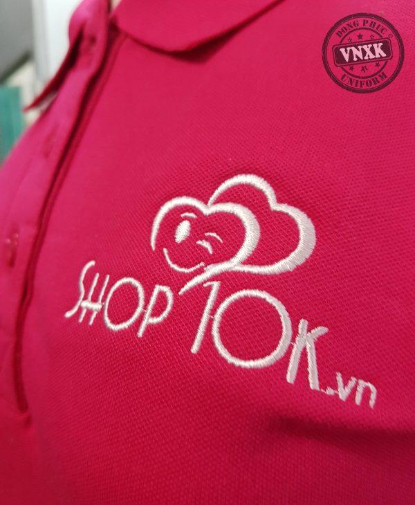 Áo thun đồng phục công ty shop10k.vn