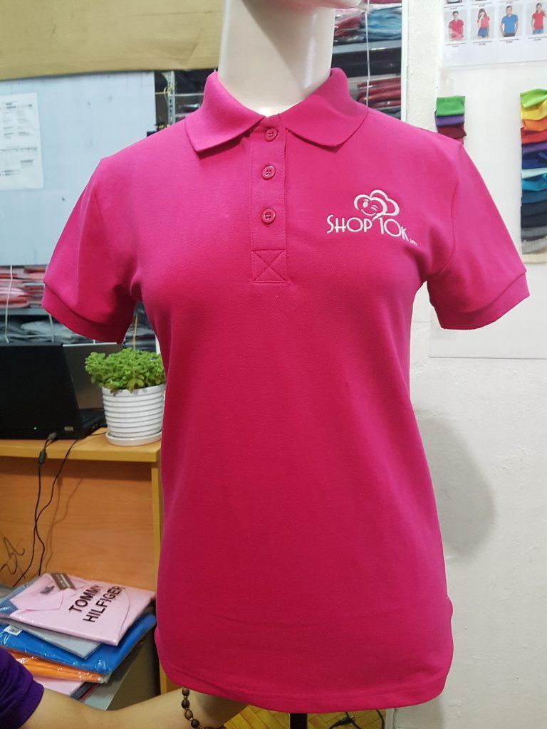 Áo thun đồng phục shop10k.vn