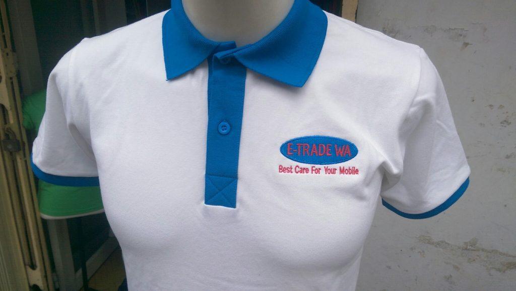 áo thun đồng phục Tan Ly Mobile