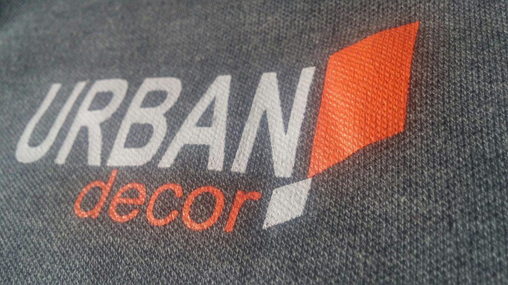 Áo thun đồng phục công ty Urban Decor