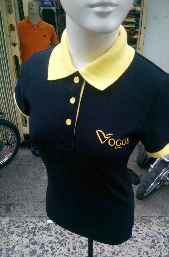 Áo thun đồng phục Vogue