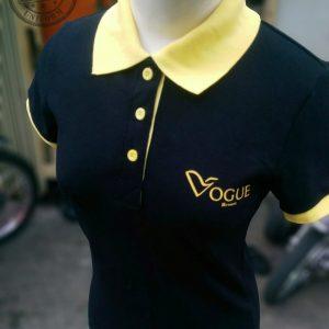 Áo thun đồng phục công ty Vogue