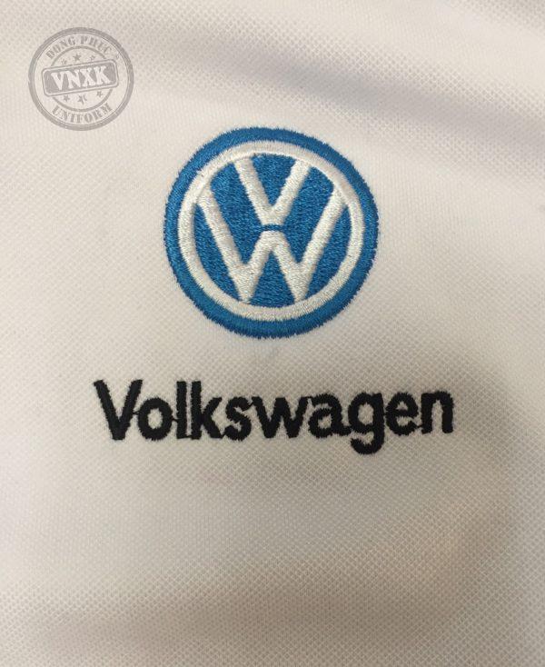 Áo thun đồng phục xưởng volkswagen
