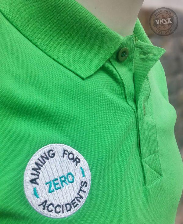 Áo thun đồng phục công ty zero