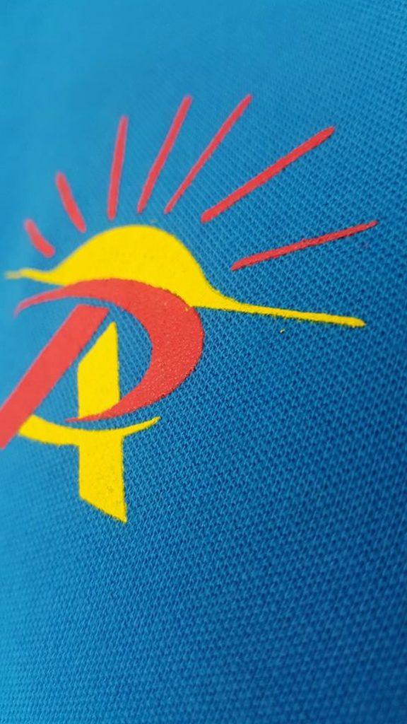 áo thun đồng phục công ty AP