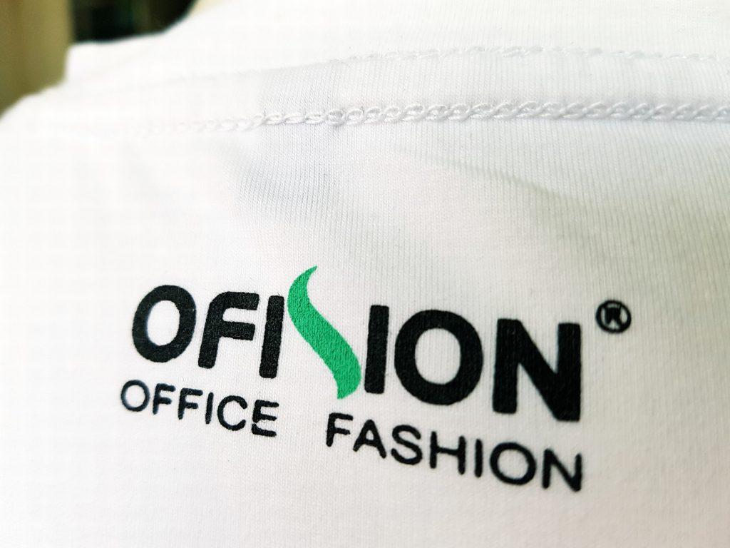 áo thun đồng phục OFISION