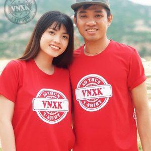 áo thun cặp đôi VNXK