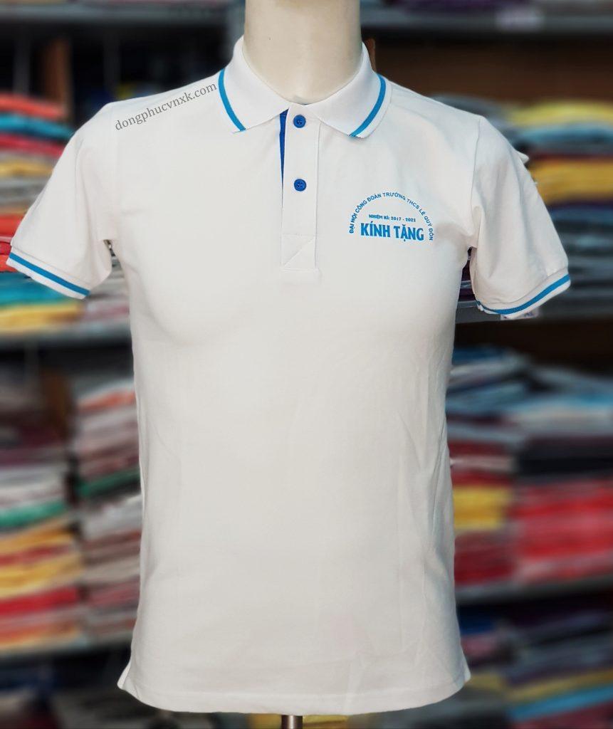 áo thun đồng phục công đoàn trường