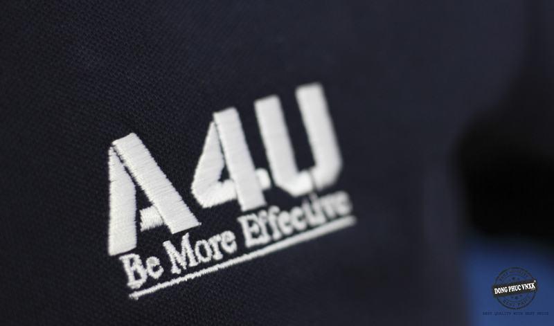 áo thun đồng phục công ty kiến trúc A4U