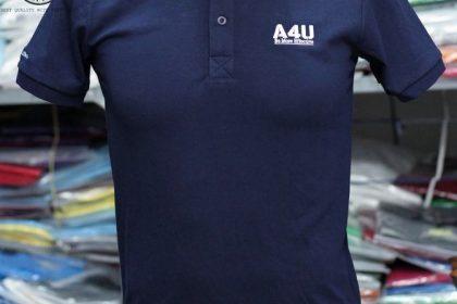 áo thun đồng phục công ty A4U