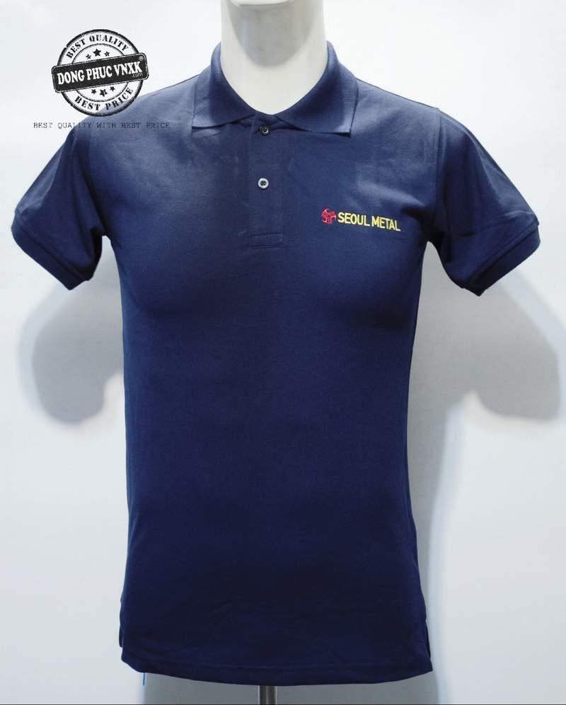 áo thun đồng phục công ty seoul metal