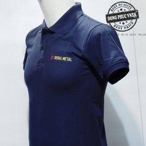 áo thun đồng phục công ty metal seoul