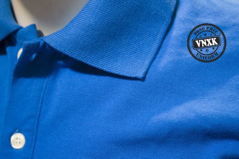 áo thun đồng phục trường Rồng Việt
