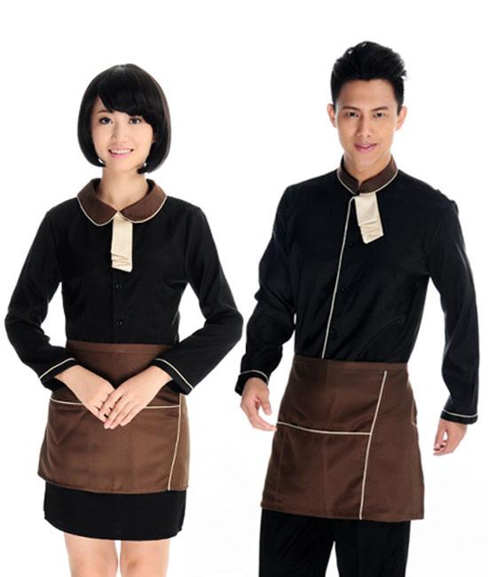 Đồng phục quán cafe đẹp, phong cách