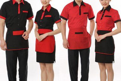 Bật mí thiết kế đồng phục nhà hàng đẹp