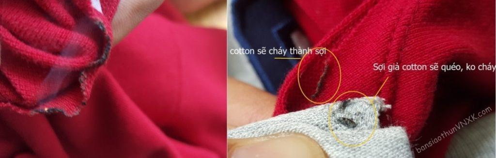 cách phân biệt vải thun tại xưởng may đồng phục giá rẻ hcm