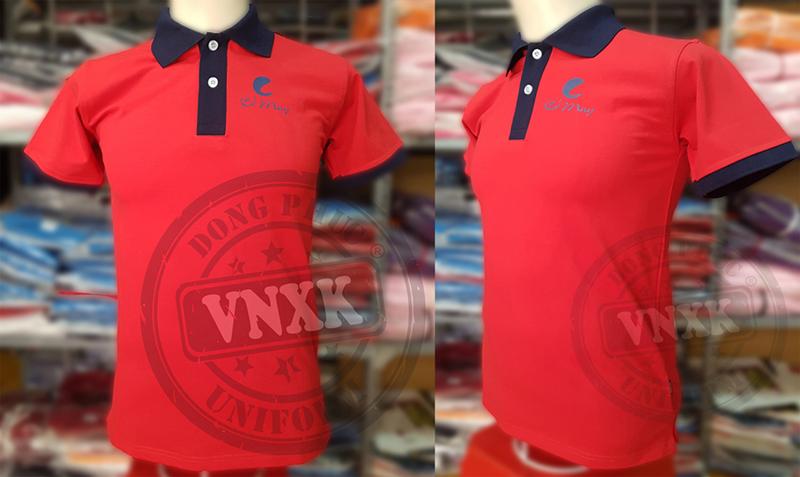 áo thun đồng phục cửa hàng gạo