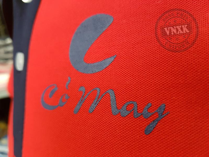 áo thun đồng phục công ty gạo cỏ may 2