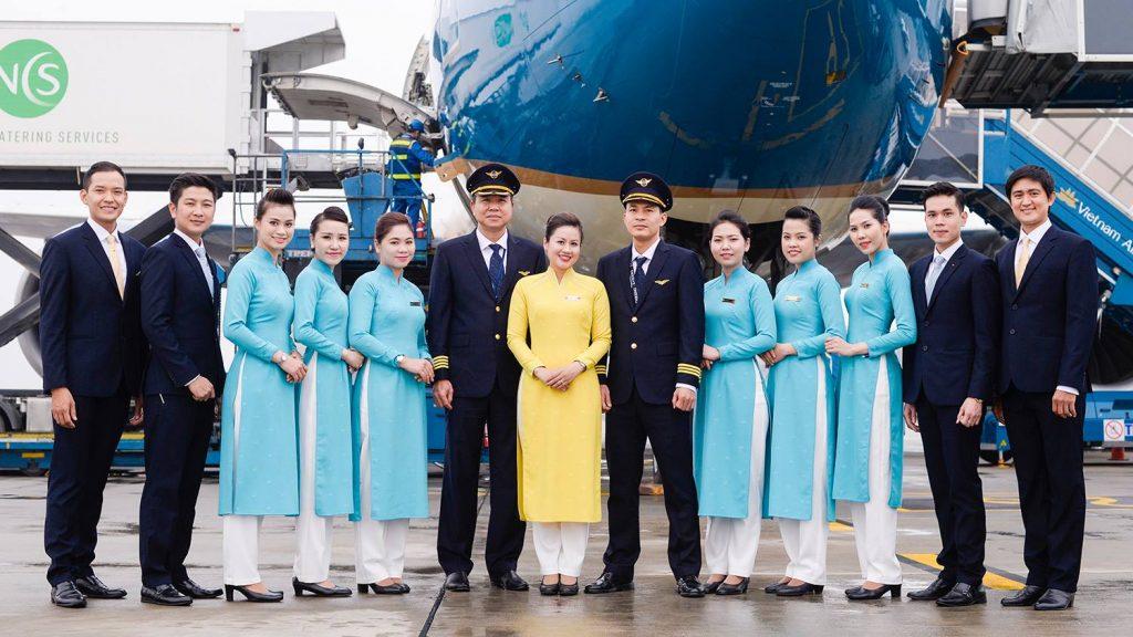 đồng phục hàng không