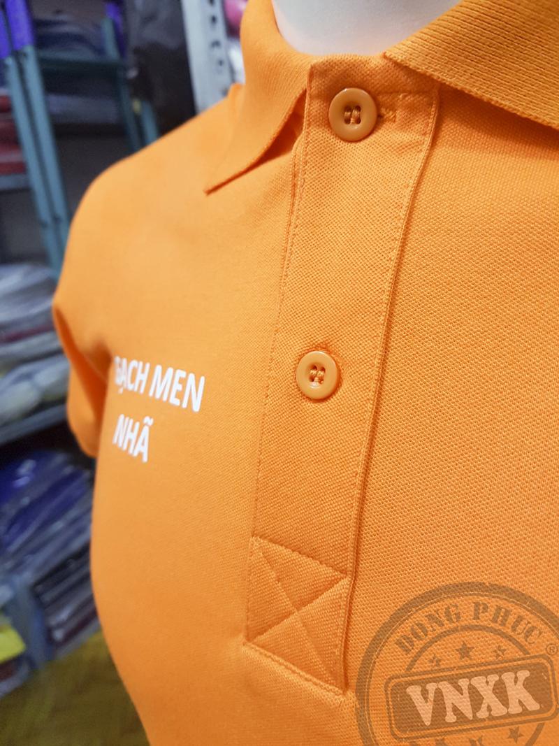 Áo thun đồng phục công ty gạch men Nhã 2