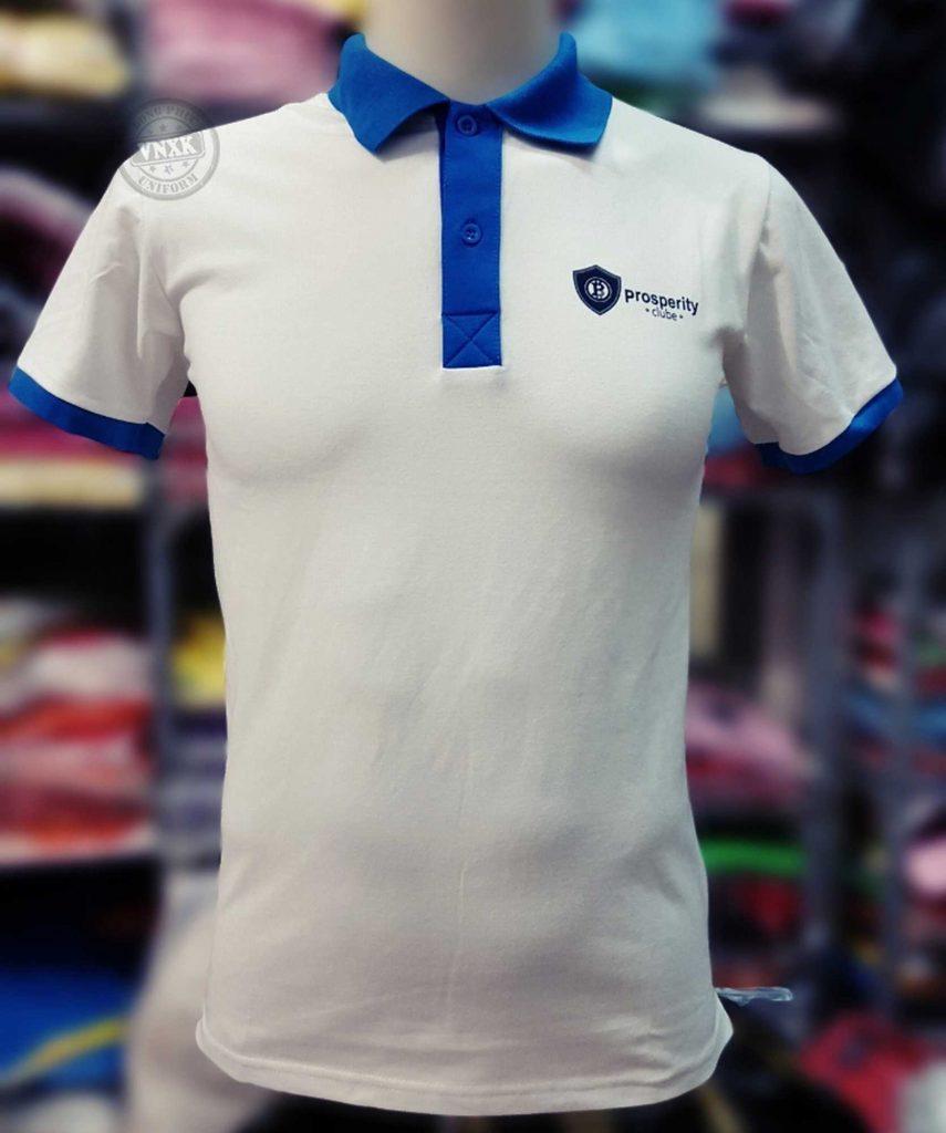 áo thun đồng phục công ty Prosperity 2
