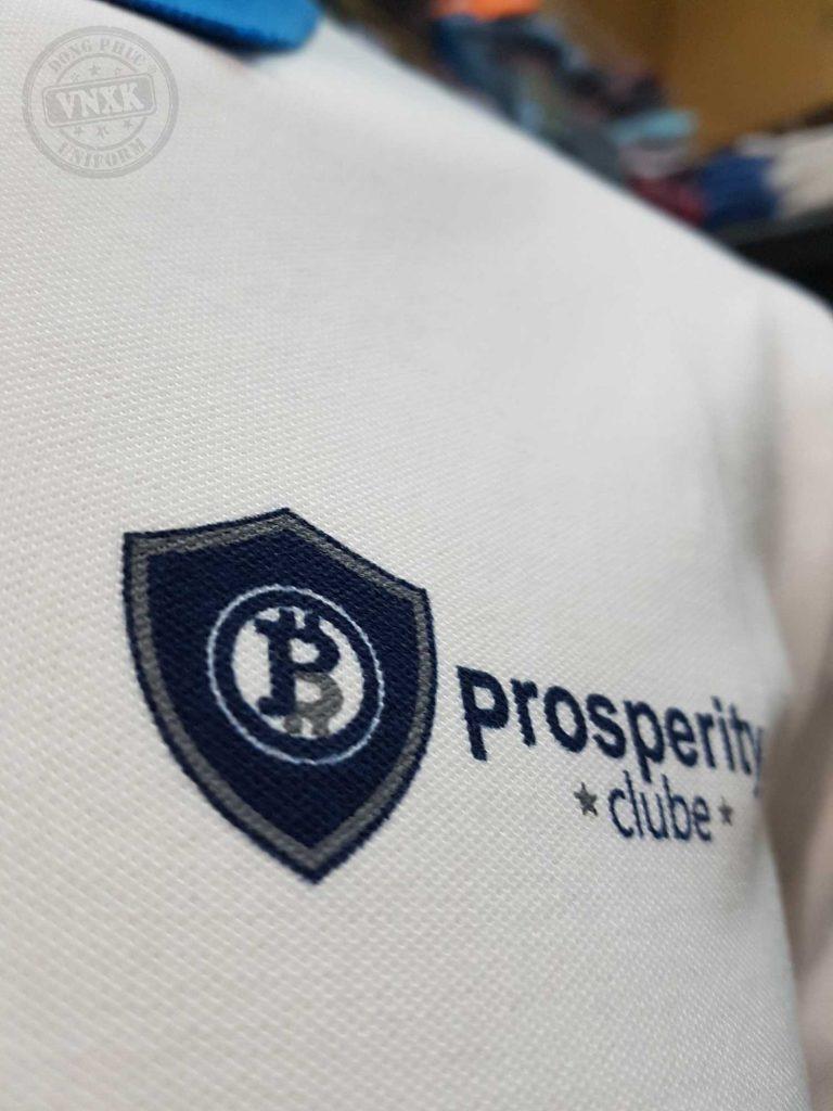 áo thun đồng phục công ty Prosperity 4