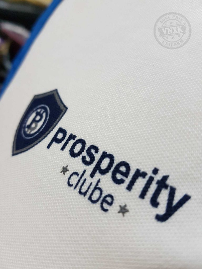 áo thun đồng phục công ty Prosperity 1