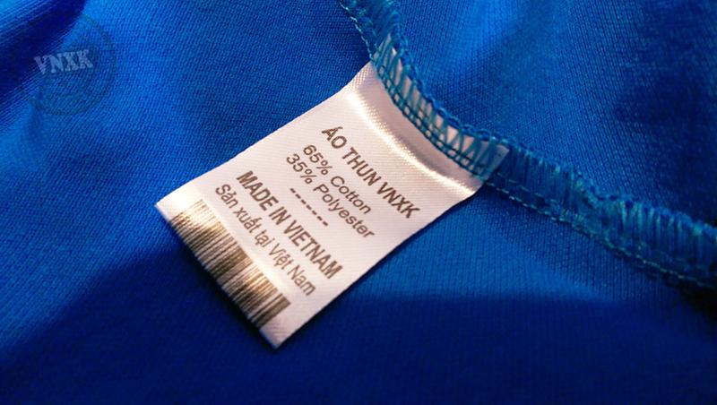 áo thun đồng phục công ty SMILE CITY 4