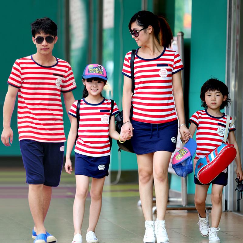 áo thun đồng phục gia đình mùa hè