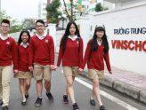 Áo đồng phục trường Vinschool